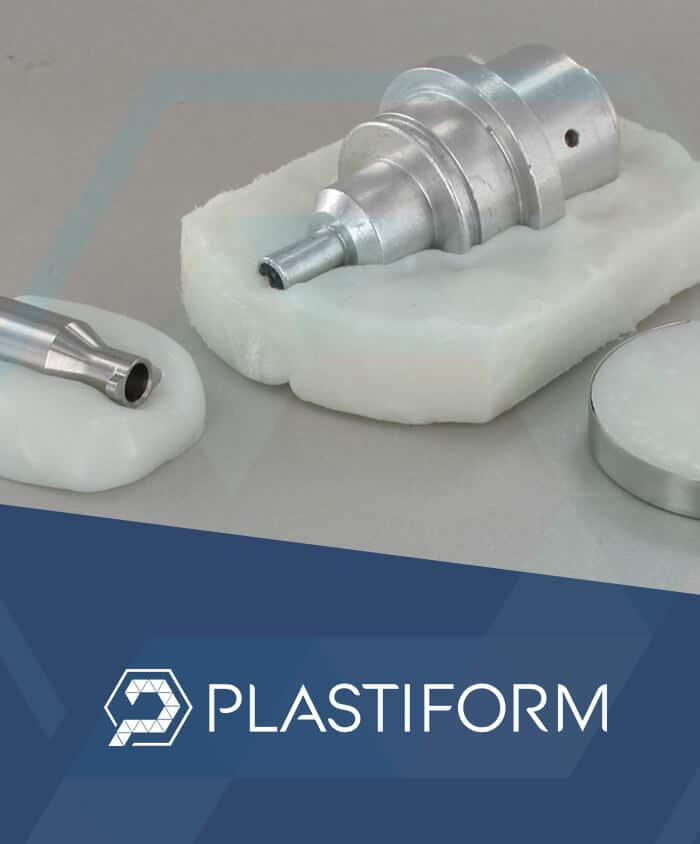 Maintain, clamp, fix by plastiform with the Re-Form