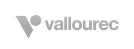 grey vallourec logo
