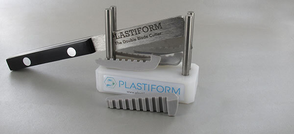plastiform slice for profile projector