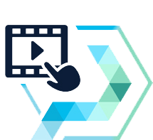 PLF VIDEO logo