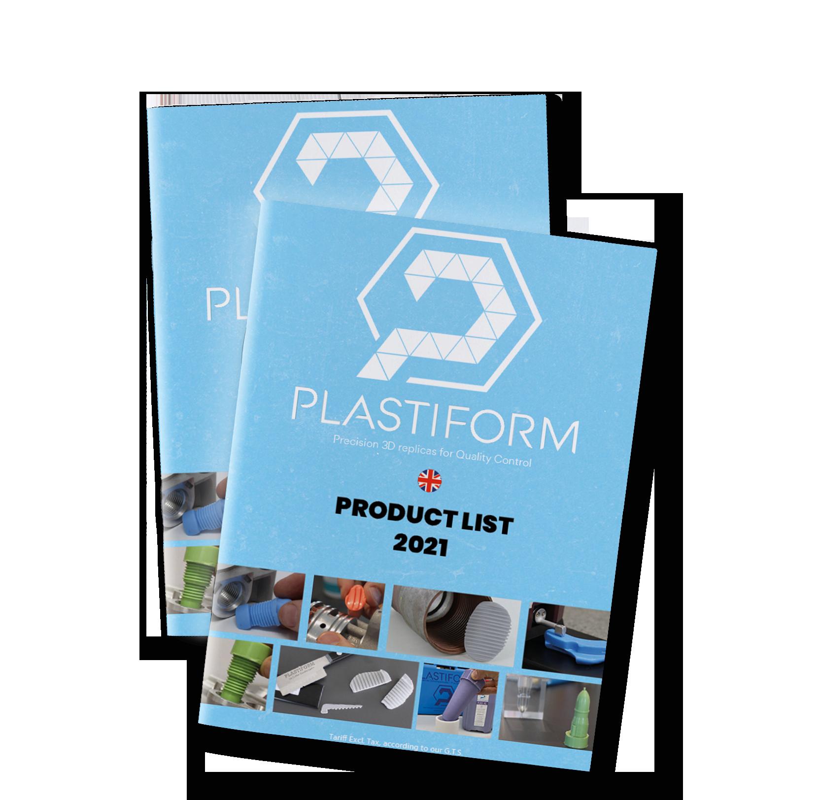 Book Plastiform 2019